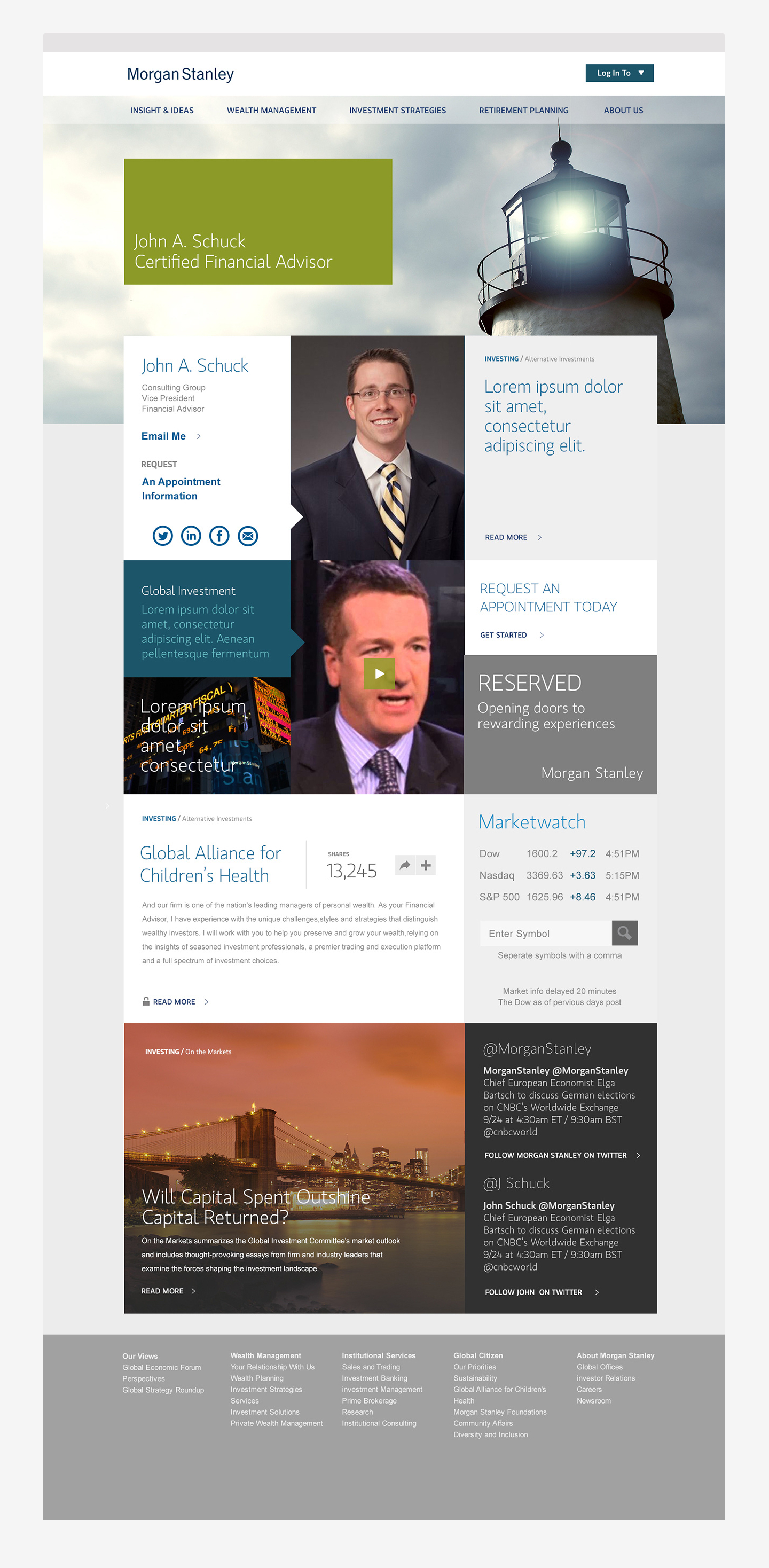 Morgan Stanley Desktop