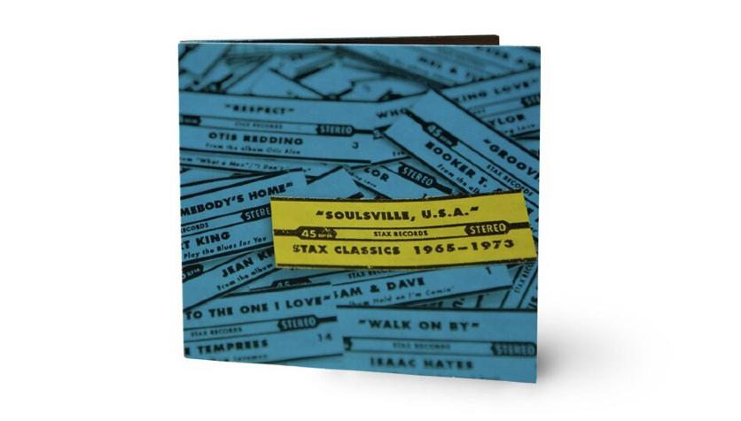 Stax soulsville CD